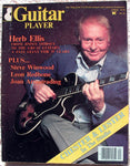 HERB ELLIS 1978 Guitar Player Magazine Steve Winwood Joan Armatrading Redbone