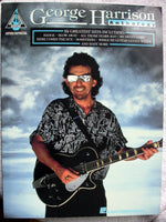 GEORGE HARRISON Anthology Songbook Tablature Vocal Guitar