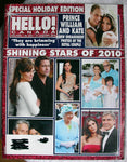 2010 STARS 2011 HELLO Canada Magazine 200 CHARLOTTE CASIRAGHI Kate Middleton