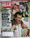 CELINE DION 2012 HELLO Canada Magazine 257 JESSICA SIMPSON Autumn Phillips