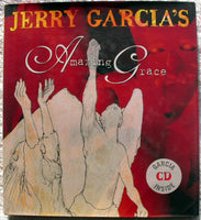 JERRY GARCIA´S Amazing Grace with CD