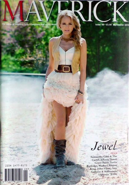 JEWEL September 2010 Maverick Magazine