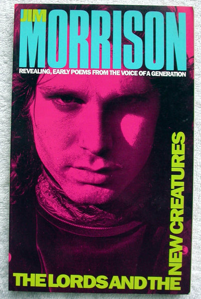 The Lords and the New Creatures by Jim Morrison The Doors