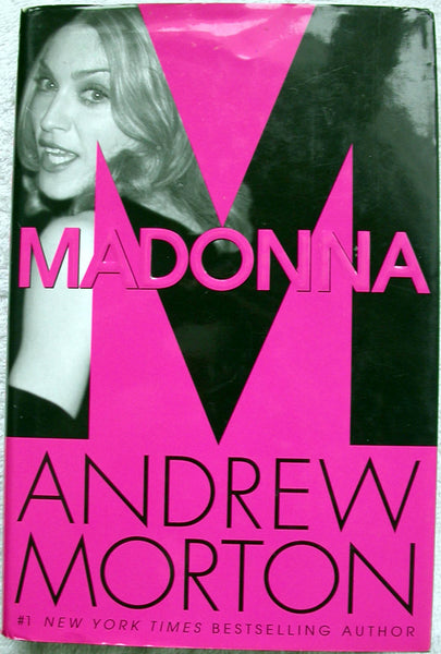MADONNA by Andrew Morton 1st Edition