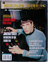 Leonard Nimoy Star Trek Communicator Magazine 107