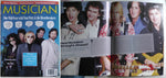 <p><strong>lot of 2 Tom Petty Magazines</strong></p> <p><strong>TWO Back issue: </strong>Musician 1987 (114 pages), 1990 (112 pages)<br /><strong>On the covers: Tom Petty and Robbie Robertson</strong></p> <p><strong>Inside: </strong>These two magazines feature Tom Petty. The 1990 issue has an ELEVEN page article. The 1990 one has a SIX page article.</p> <p><strong>Magazine Condition:</strong> Both in very good condition. Both clean and complete inside. No labels.</p>