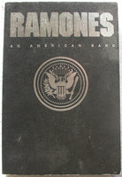 RAMONES - An American Band by Jim Bessman 1st Edition