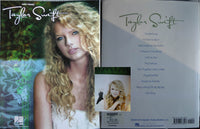 Taylor Swift Songbook Easy Piano Tim McGraw 80 pages Color Photos included