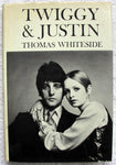 TWIGGY & JUSTIN by Thomas Whiteside