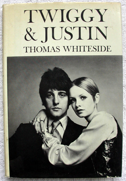 TWIGGY & JUSTIN by Thomas Whiteside + 14 pages of Photographs