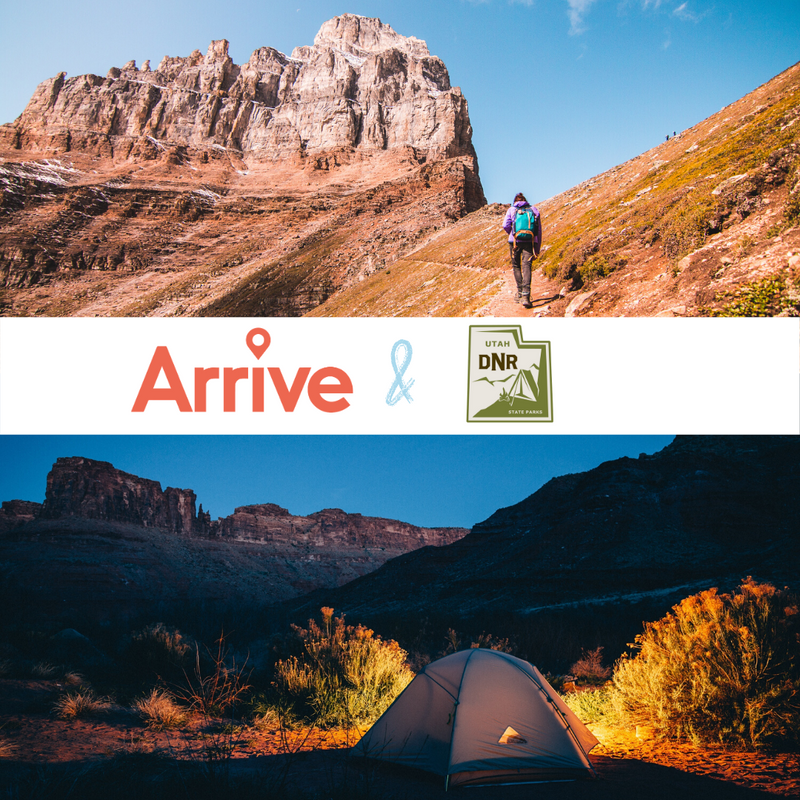 Utah State Parks Partners with Arrive Outdoors to Offer Outdoor Gear Rentals