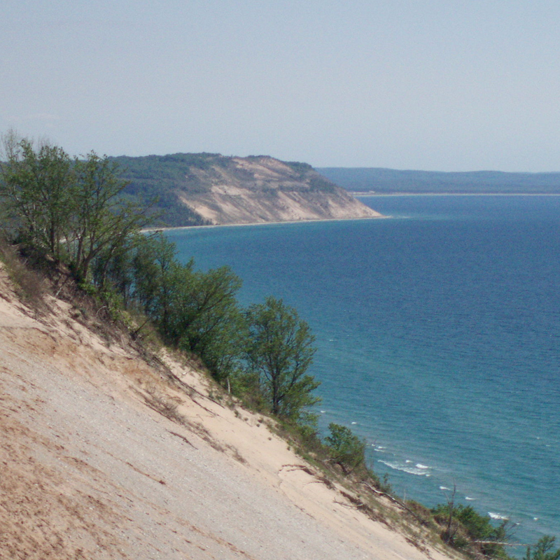 Explore the Dunes of Sleeping Bear