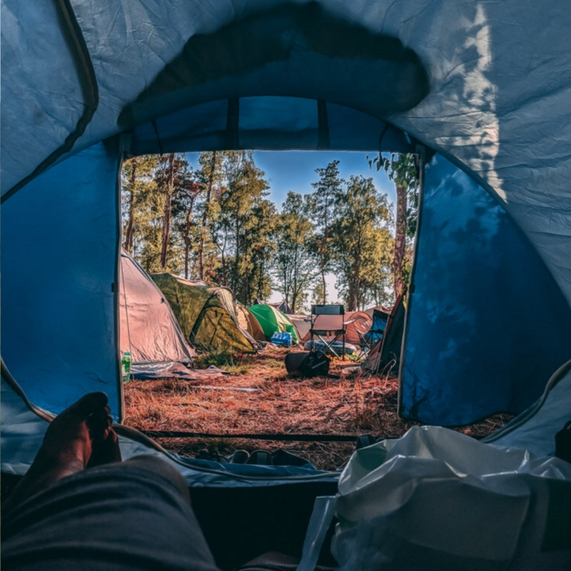 Camping 101: A Guide for the First Time Camper