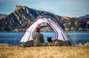 Rent complete camping and backpacking sets. Gear includes tent, sleeping bag, cooler, camping stove, chairs, and sleeping mats.