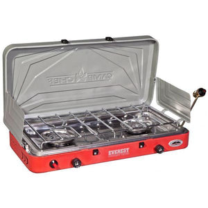 2-Burner Camp Stove