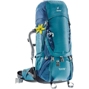 Deuter 60 + 10 SL Backpack (Women's) - Coozie Gear