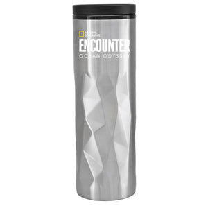 National Geographic Encounter Logo Coffee Tumbler