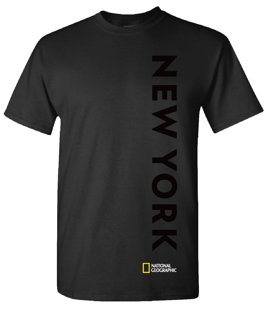 New York Bold Collection Adult T-Shirt