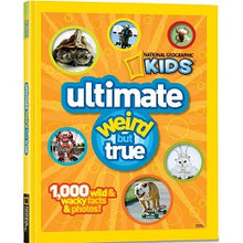 Nat Geo  Kids Ultimate Weird But True