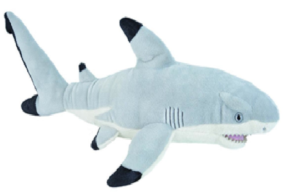 Black Tipped Shark Plush