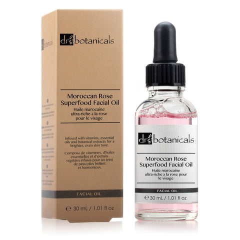 Moroccan Rose Superfood Facial Oil 30ml - Béni