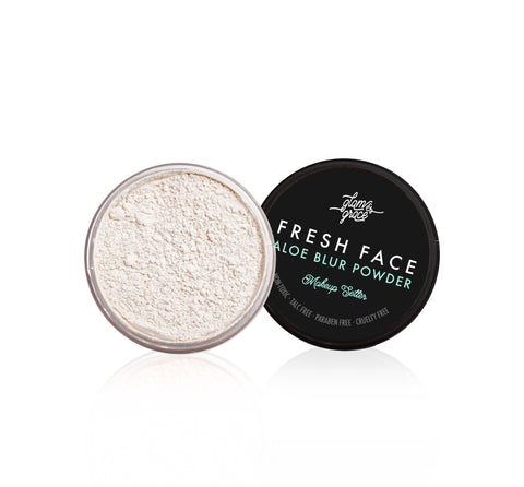 FRESH FACE Finishing Powder - Aloe Blur - Béni