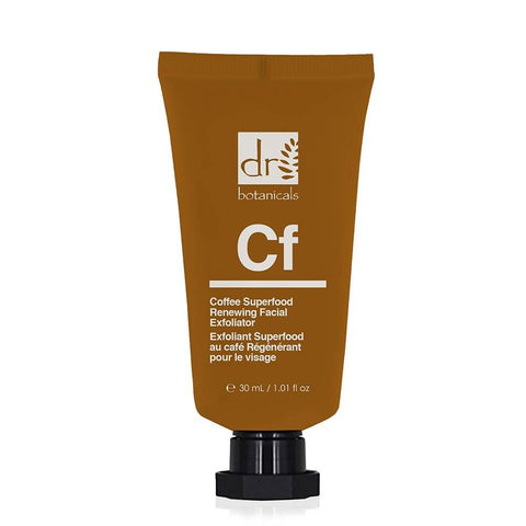 Coffee Superfood Renewing Facial Exfoliator (Travel Size) - Béni