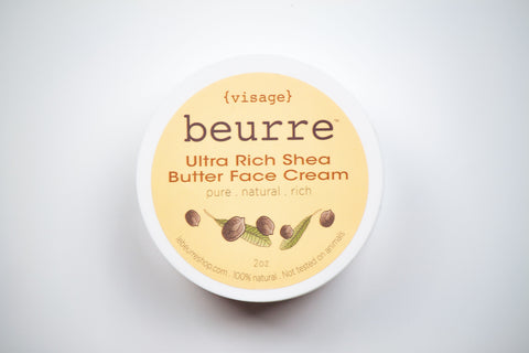 Beurre Shea Butter Ultra Rich Face Cream - Béni
