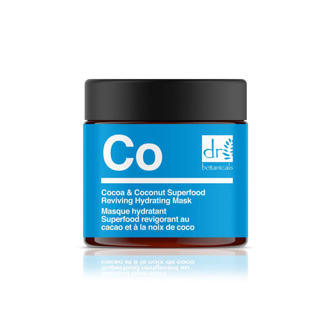 Cocoa & Coconut Superfood Reviving Hydrating Mask - Béni