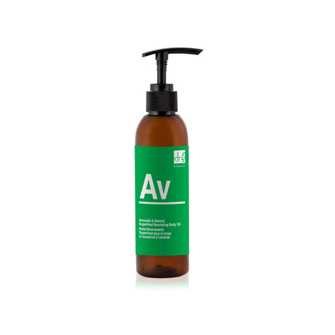 Avocado & Almond Superfood Nourishing Body Oil - Béni
