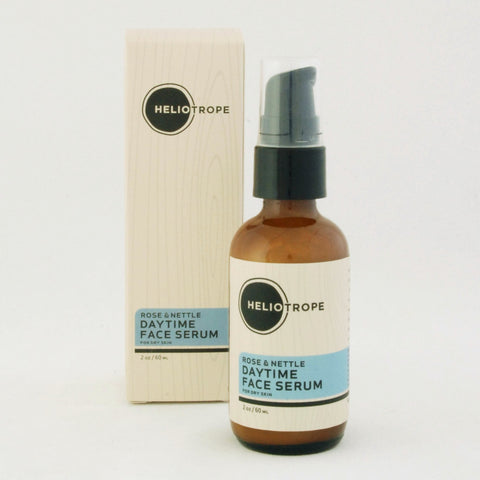 Rose & Nettle Daytime Face Serum - Béni