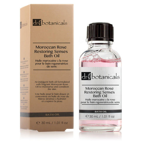 Moroccan Rose Restoring Senses Bath Oil - Béni