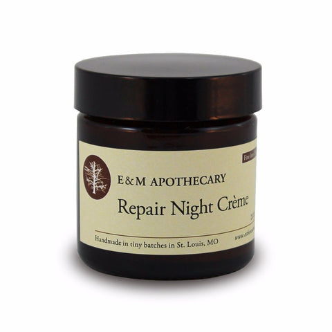 Repair Night Face Crème - Béni