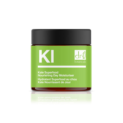 Kale Superfood Nourishing Day Moisturizer - Béni