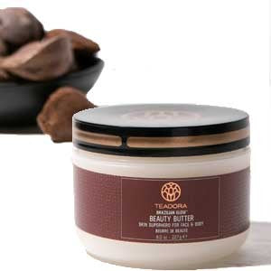 BRAZILIAN GLOW SUPERFRUIT BEAUTY BUTTER FOR FACE & BODY (CITRUS RAINFALL) - Béni