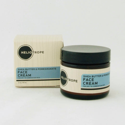 Shea Butter & Pomegranate Face Cream - Béni