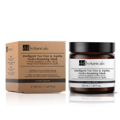 Tea Tree and Jojoba Hydro-Repairing Mask - Béni