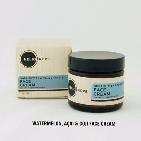 Organic Watermelon, Açai & Goji Face Cream - Béni