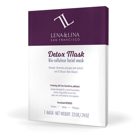 BIO-CELLULOSE FACIAL DETOX MASK - Béni