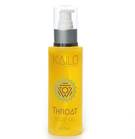 Throat Body Oil - Béni
