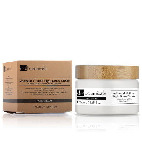 Advanced 12-Hour Night Detox Cream - Béni