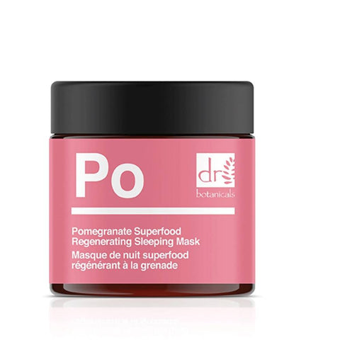 Pomegranate Superfood Regenerating Sleeping Mask - Béni