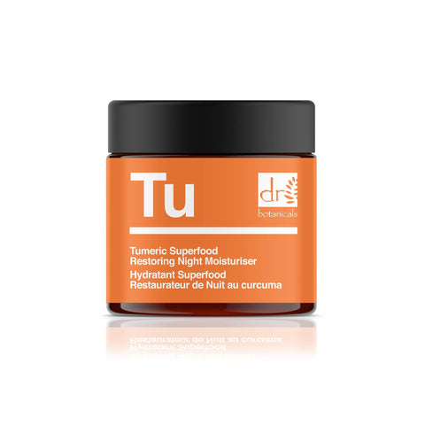 Turmeric Superfood Restoring Night Moisturizer - Béni