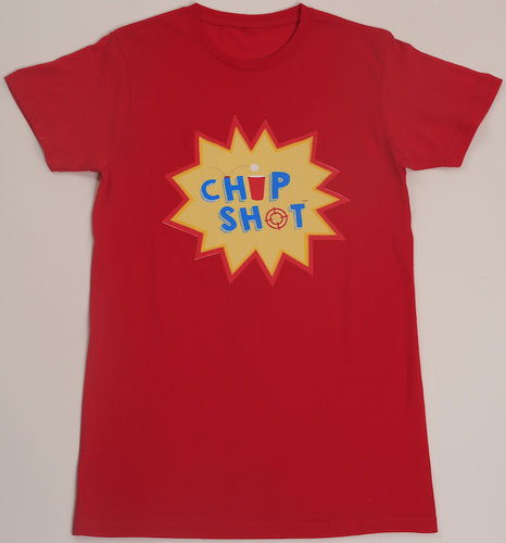 Chip Shot T-Shirt RED