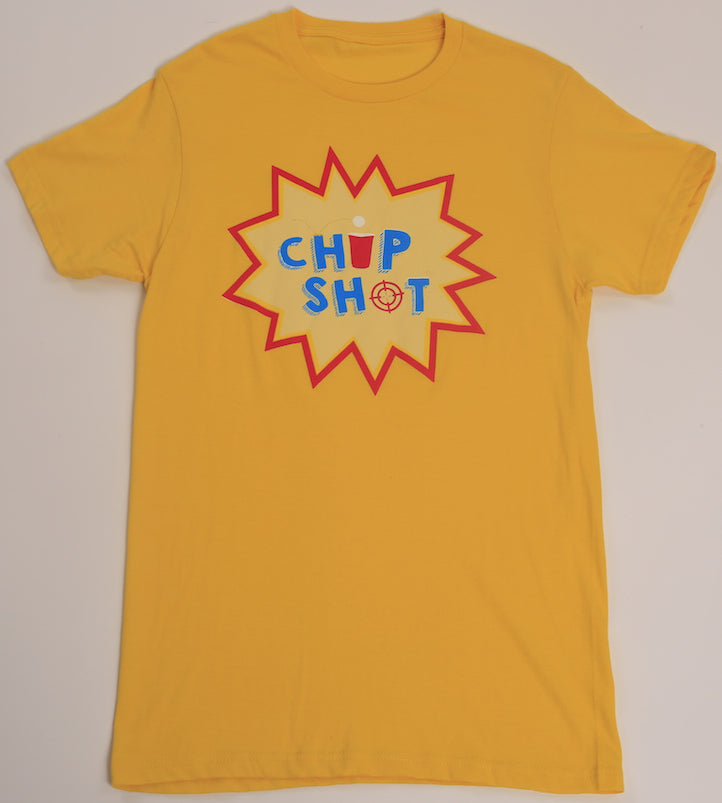 Chip Shot T-shirt YLW