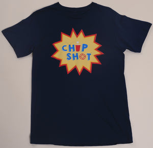 Chip Shot T-Shirt BLUE