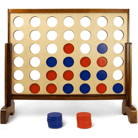Connect 4 (Giant version)