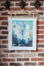 Angel Wing Art Print 11 by 14
