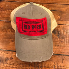 REDBaRN Frayed Patch Hat