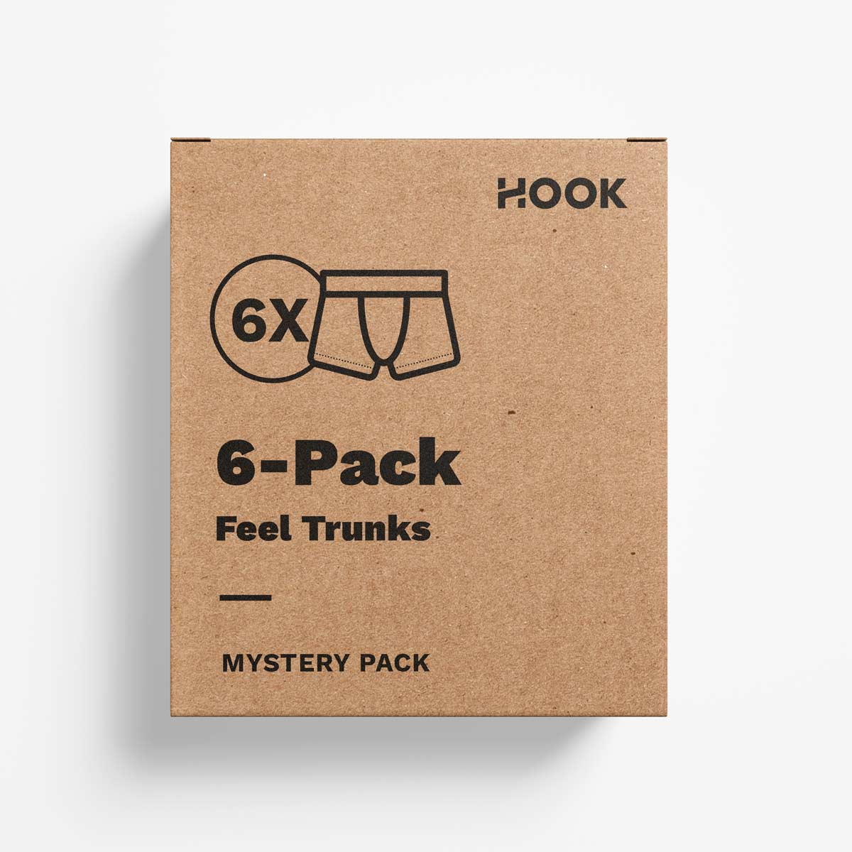 6 Feel Trunk Pack